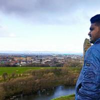 Arjun's photo