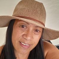 Maori girl's photo