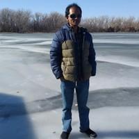 Raman's photo