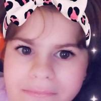 baby girl's photo