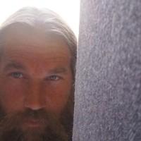 Mountain man's photo