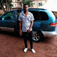 Tony George Obi's photo