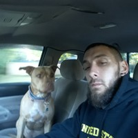 pitbull dad chris's photo