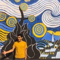 Salah's photo