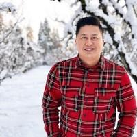 Wang's photo