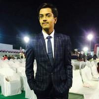 Pratham Damani's photo