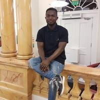 Kwame's photo