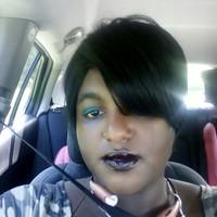 beautiful black Queen's photo