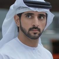 Prince Hamdan's photo