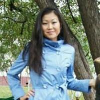 Erzhena's photo