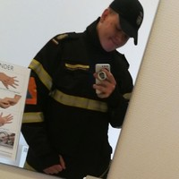 firefighter 's photo