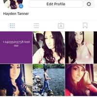 hayden's photo