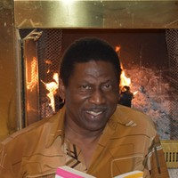 Black single male's photo