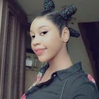 Uju's photo