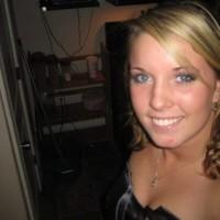 Blonde lesbian's photo