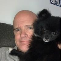 Pomeranian lover's photo