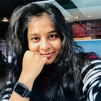 Manasi's photo